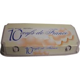 Avibresse Œufs de france La boîte de 10