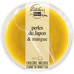 Perles du Japon & mangue, ATELIER BLINI, 130g