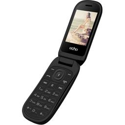 Téléphone mobile Clap+2 noir