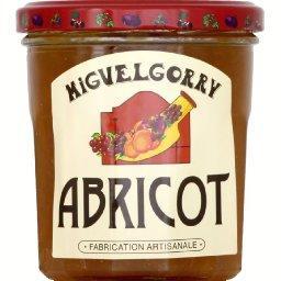 Préparation à base de fruits abricot, fabrication ar...
