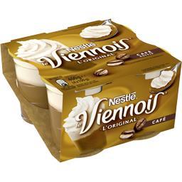 Le Viennois - Dessert lacté café L'Original