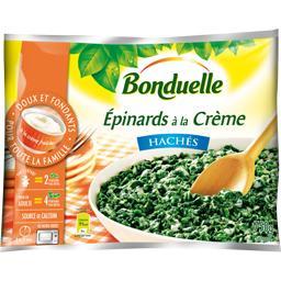 Bonduelle Epinards à la crème hachés