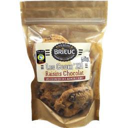 Les Cooki'ZH raisins chocolat