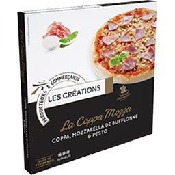 La Coppa Mozza & pesto