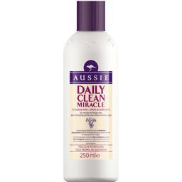 Aussie - Daily Clean Miracle après-Shampooing pour Cheveux Normaux à Gras - 250 ml