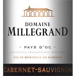 d'Oc Dne Millegrand Cabernet Sauvignon vin Rouge 2017