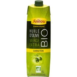 Huile d'olive vierge extra BIO Caractère