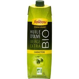 Soléou Huile d'olive vierge extra Caractère BIO