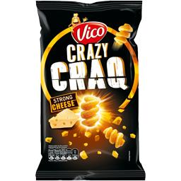 Crazy Craq - Biscuits apéritif Strong Cheese