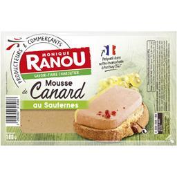 Mousse de canard au Sauternes