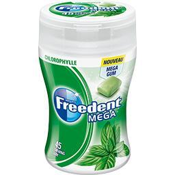 Mega - Chewing-gum chlorophylle