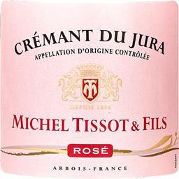 Crémant du Jura rosé