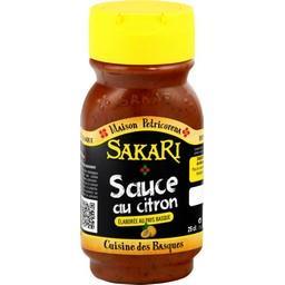 Sakari Sauce au citron