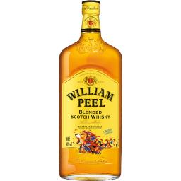 William Peel Scotch whisky, finest old reserve