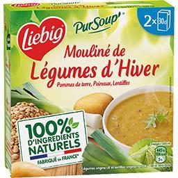 Pur'Soup - Mouliné de légumes d'hiver