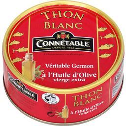 Thon blanc à l'huile d'olive vierge extra