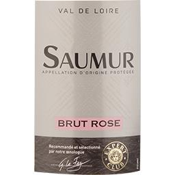 Saumur brut rosé