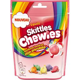 Bonbons tendres Chewies fruits