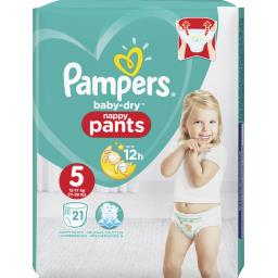 Couches-culottes baby-dry pants, faciles à enfiler t...