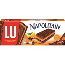 Napolitain - Gâteau Signature chocolat orange