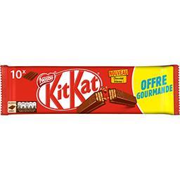KitKat - Barres chocolatées