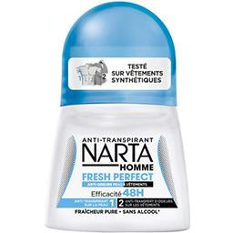 Anti-transpirant homme 48h Fresh Perfect