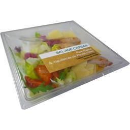 Salade Caesar pipe rigate & aiguillettes de poulet r...