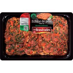 Echine de porc sans os recette italienne