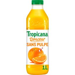 Pure Premium - Jus d'orange sans pulpe 100% pur jus