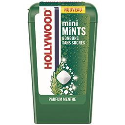Hollywood Bonbons Mini Mints sans sucres parfum menthe