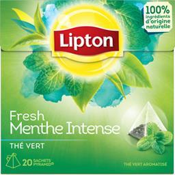 Thé vert Fresh Menthe Intense