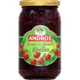 Fruits au naturel Airelles