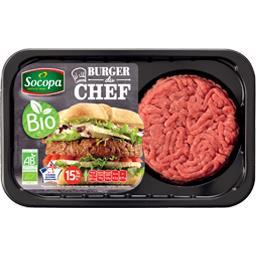 Burger du Chef 15% MG BIO