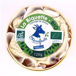 La Biquette BIO - Fromage de chèvre BIO