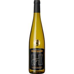 Hauller Alsace Gewurztraminer vin blanc sec, 2016