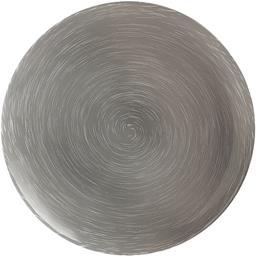 Assiette plate 25 cm Stonemania Grey
