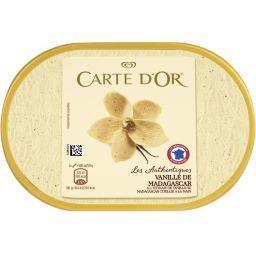Les Authentiques - Crème glacée vanille de Madagasca...
