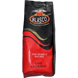 Café en grains pur arabica naturel