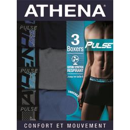 Boxers Pulse taille 4