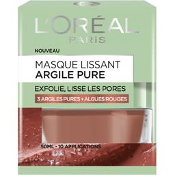 Argile Pure - Masque lissant