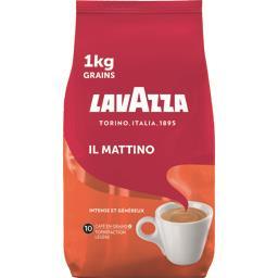 Café en grains Il Mattino