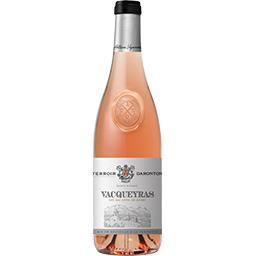 Vacqueyras, vin rosé