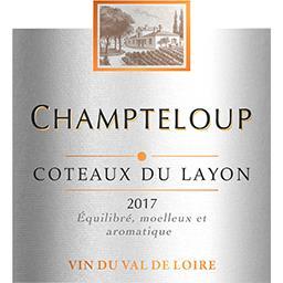 Coteaux du Layon, vin blanc