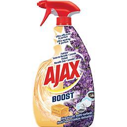 Ajax Nettoyant Boost dégraissant multi-surfaces savon Mar...