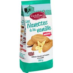 Les Navettes à la vanille