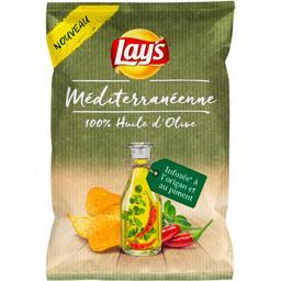 Chips méditerranéenne infusée origan et piment