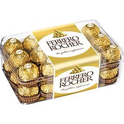 Ferrero Rocher - Gaufrettes chocolat au lait noisettes