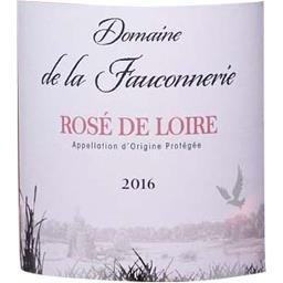 Rosé de Loire vin rosé, 2016