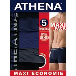 Boxers coton stretch T2