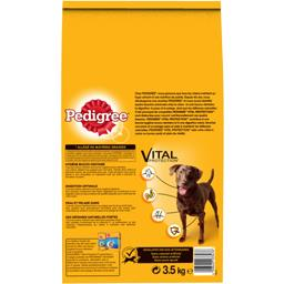 Croquettes Vital Protection Light au poulet pour chi...